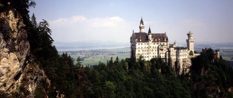 Castelo Neuschwanstein fotografia de stock royalty free