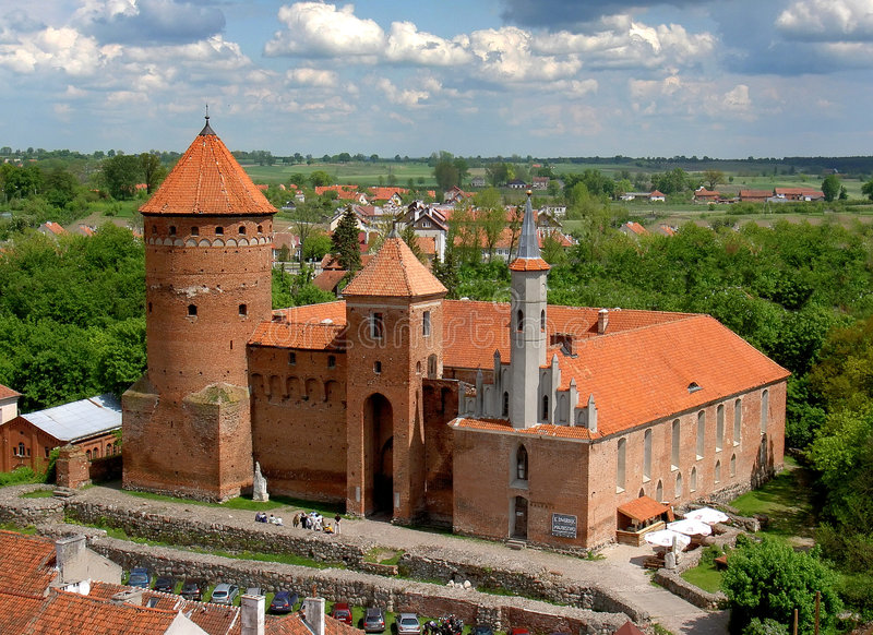 Download Castelo velho foto de stock. Imagem de castelo, verão, princesa - 526854