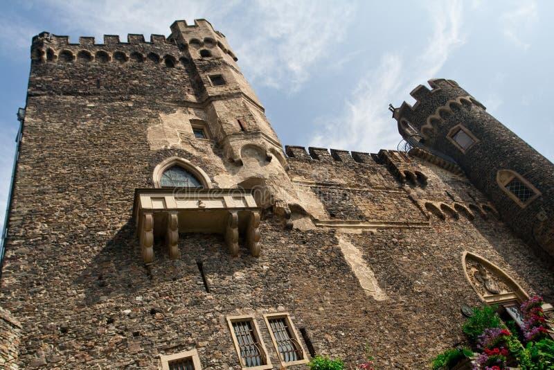 Download Castelo velho em Alemanha foto de stock. Imagem de nobility - 12804638