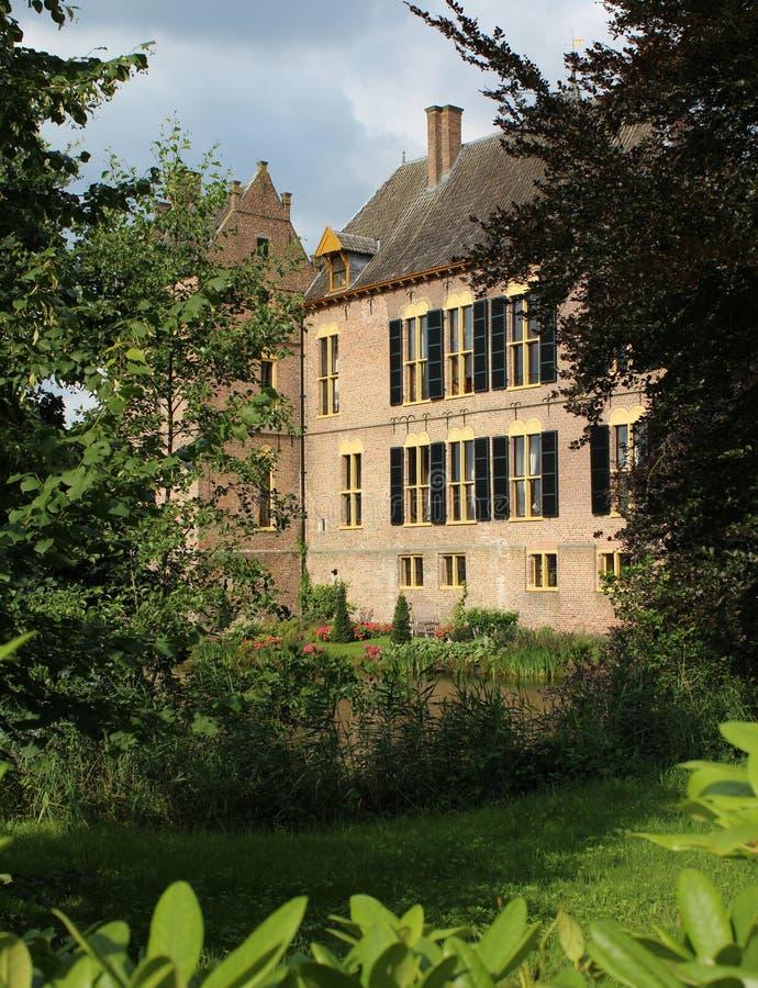 Castelo Vorden foto de stock