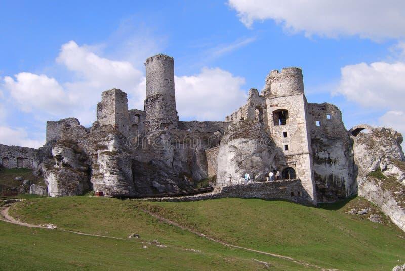 Castelos fotografia de stock royalty free