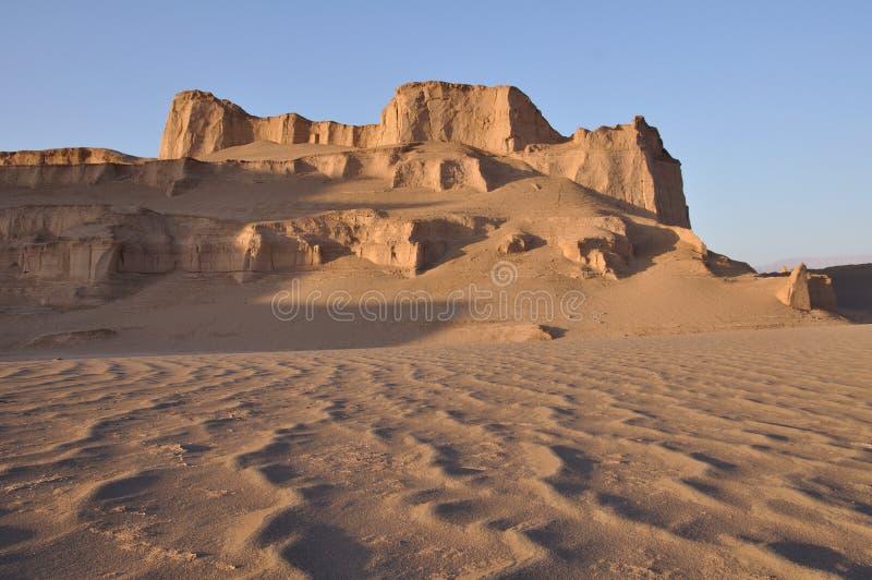 Castelos da areia de Kaluts fotos de stock