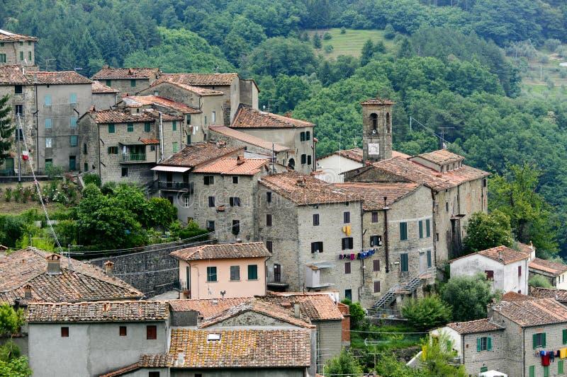Castelvecchio (Svizzera Pesciatina, Tuscany) royalty free stock photos