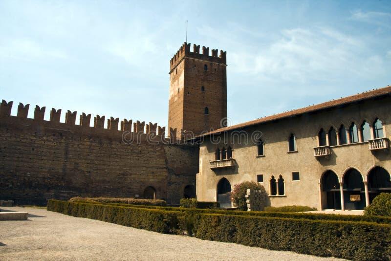 Castelvecchio Verona Stock Photos