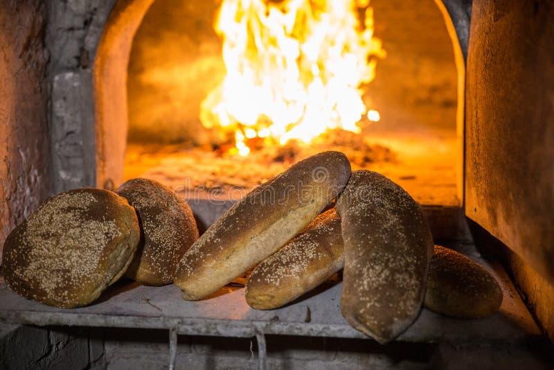 Castelvetranobrood stock afbeeldingen