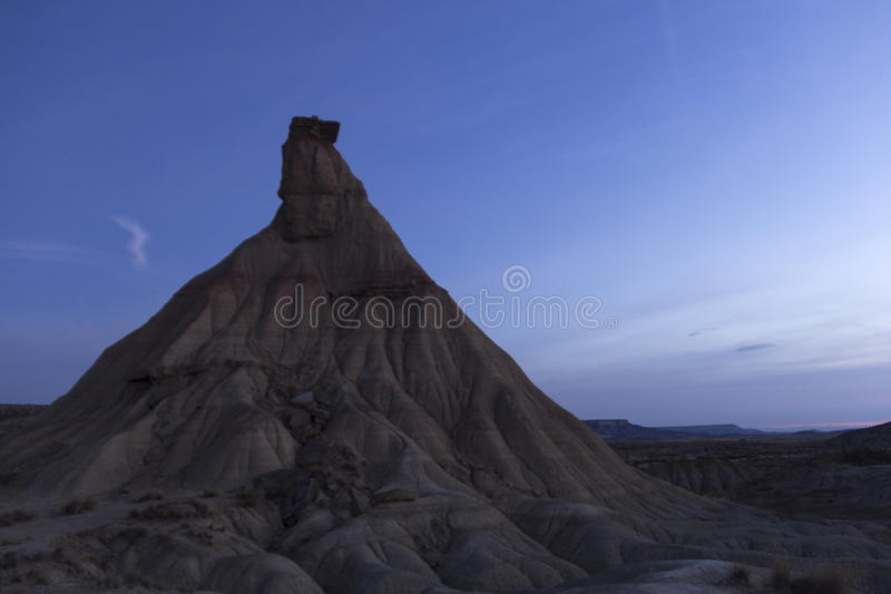 Castil de tierra photo stock