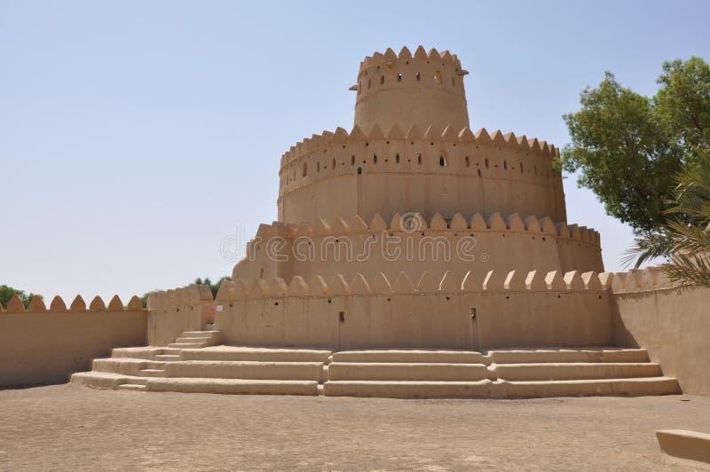 Castillo árabe foto de archivo libre de regalías