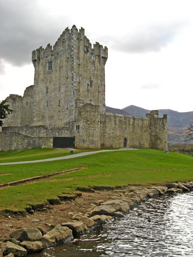 Castillo 01 de Ross foto de archivo