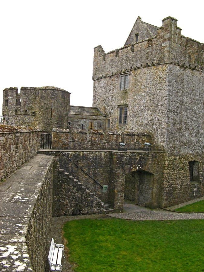 Castillo 05 de Cahir fotografía de archivo