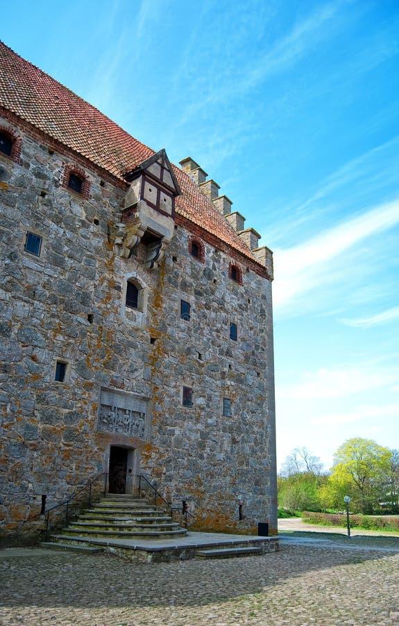 Castillo 07 de Glimmingehus imagen de archivo libre de regalías