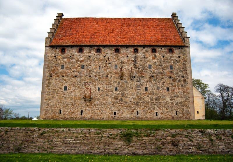 Castillo 12 de Glimmingehus fotografía de archivo