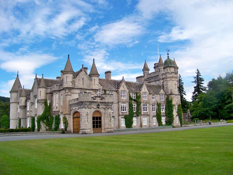 Castillo 3 del Balmoral imagen de archivo libre de regalías
