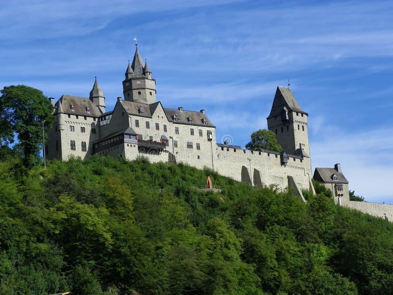 Castillo Altena foto de archivo