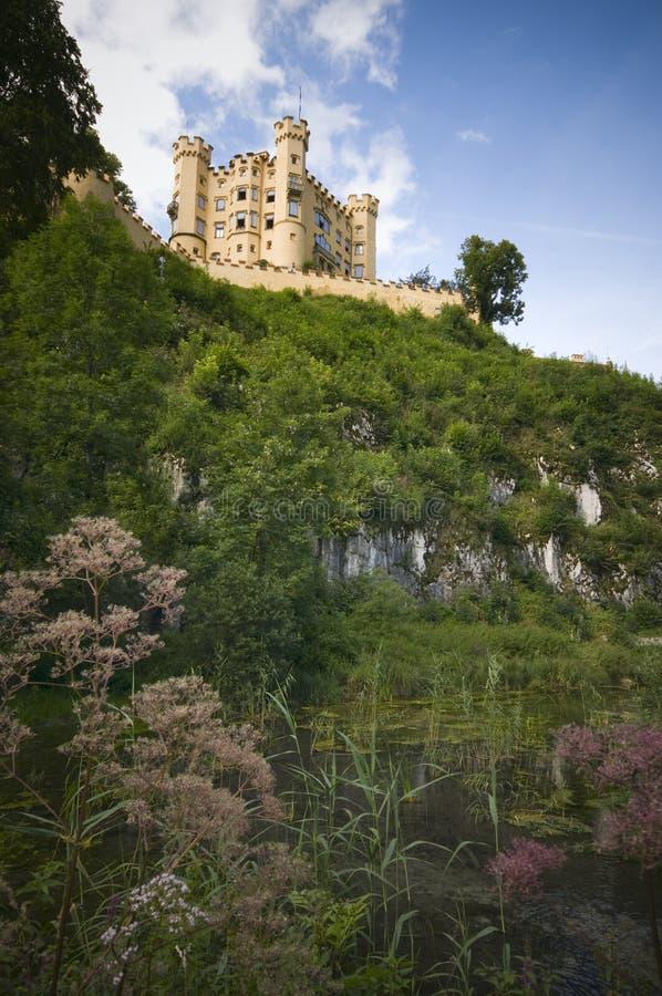 Castillo bávaro imagen de archivo