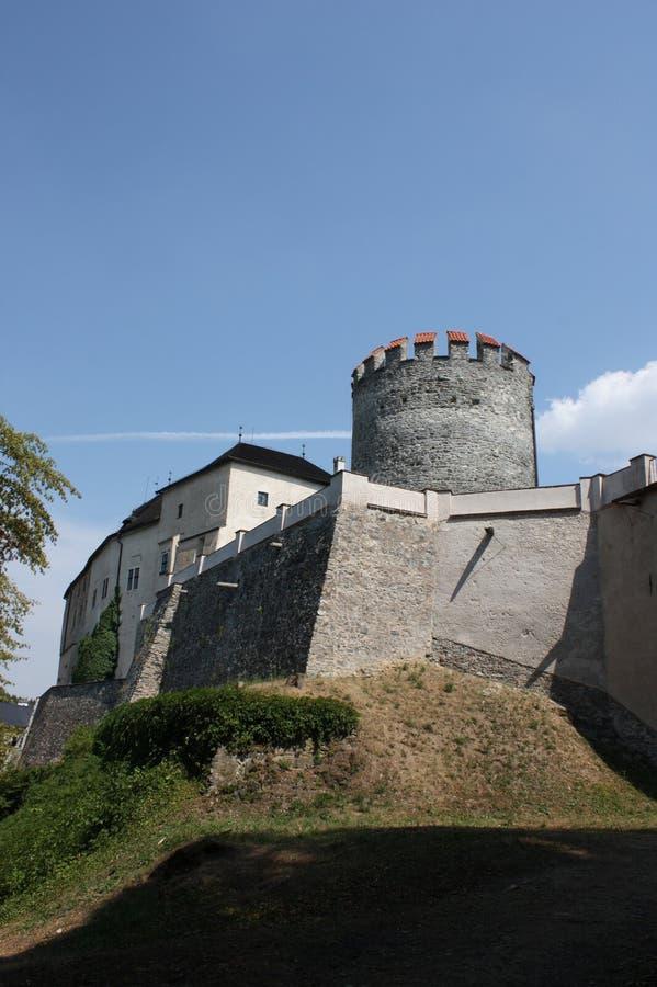 Castillo checo: Ternberk del ½ Åde ÄŒeskà foto de archivo libre de regalías