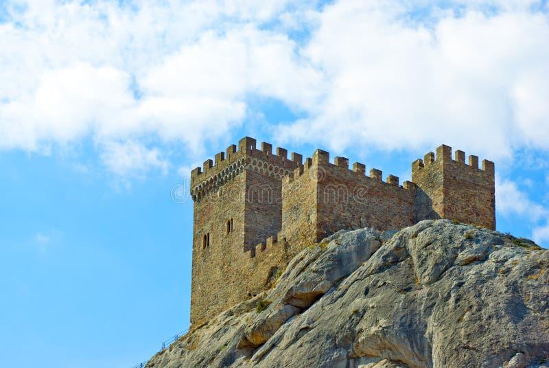 Castillo consular imagenes de archivo