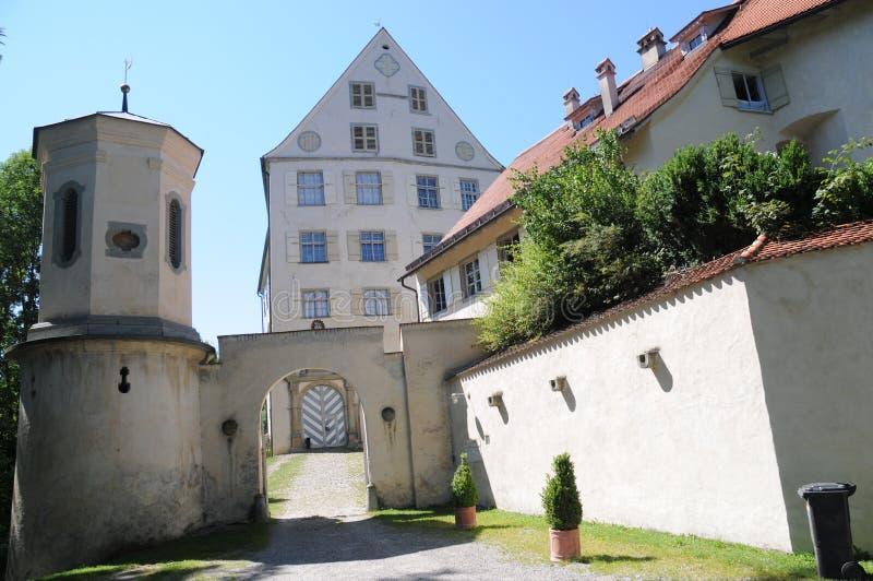 Castillo de Achberg/Schloss Achberg imágenes de archivo libres de regalías