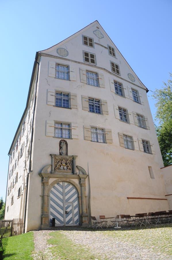 Castillo de Achberg/Schloss Achberg imagen de archivo