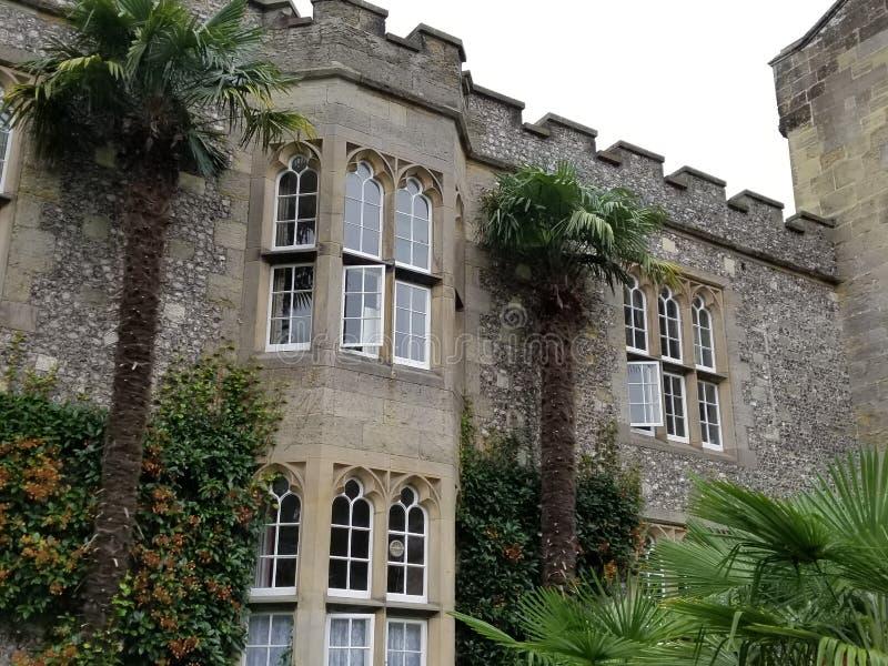 Castillo de Arundel fotografía de archivo