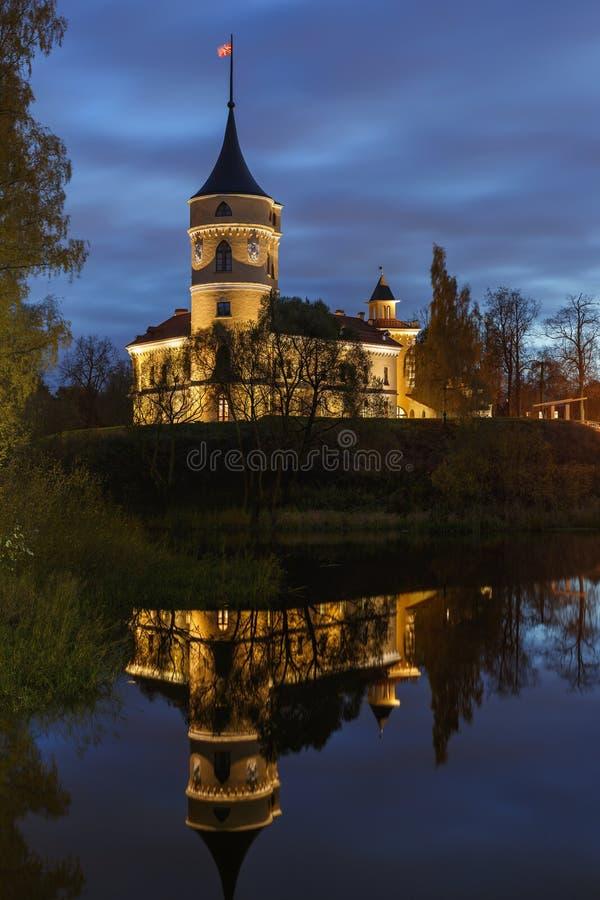 Castillo de BIP, Sankt-Petersburgo imagen de archivo
