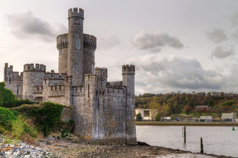 Castillo de Blackrock en corcho fotos de archivo