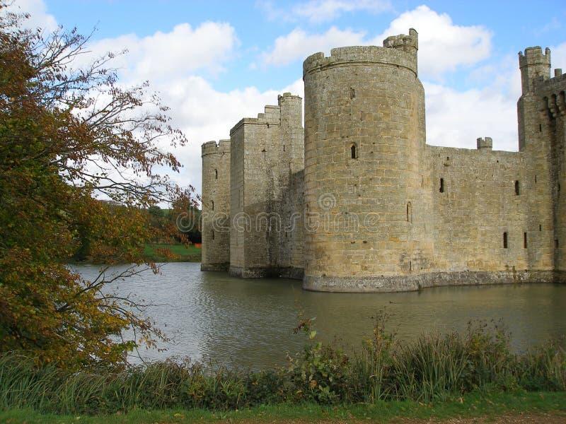 Castillo de Bodium fotografía de archivo