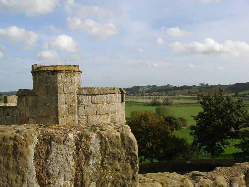Castillo de Bodium imagenes de archivo