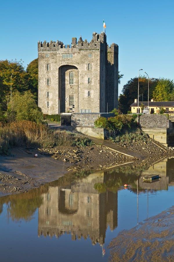 Castillo De Bunratty Imágenes de archivo libres de regalías