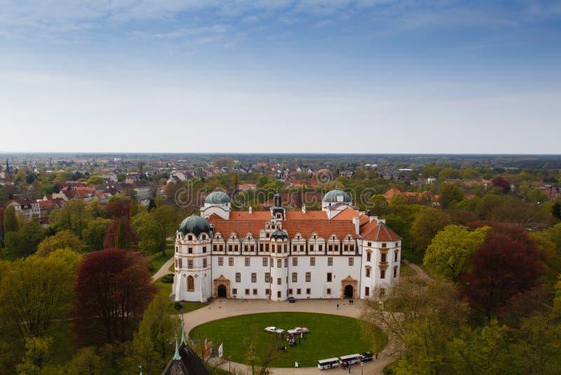 Castillo de Celle fotos de archivo
