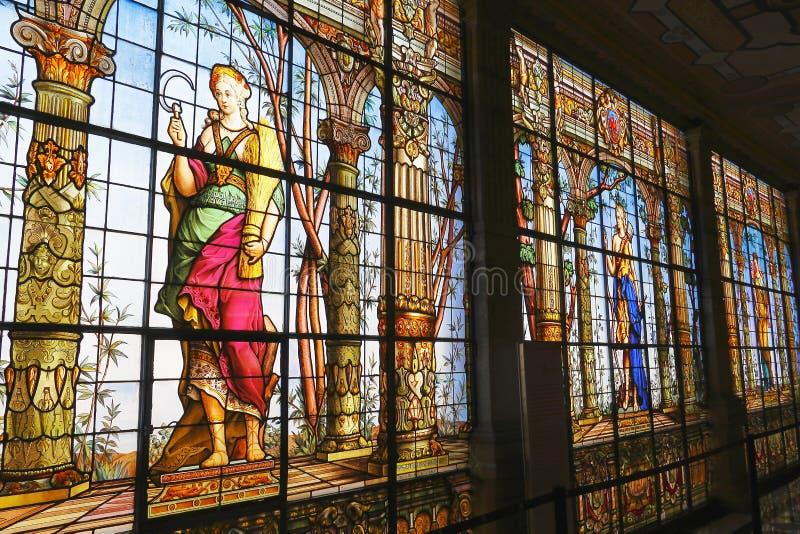 Castillo De Chapultepec XVII zdjęcia royalty free