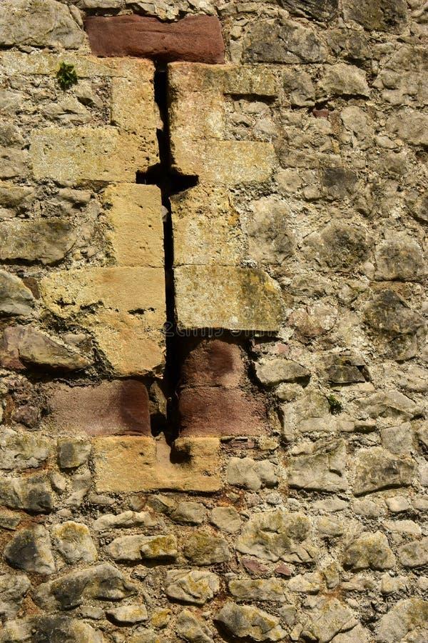 Castillo de Chepstow imágenes de archivo libres de regalías