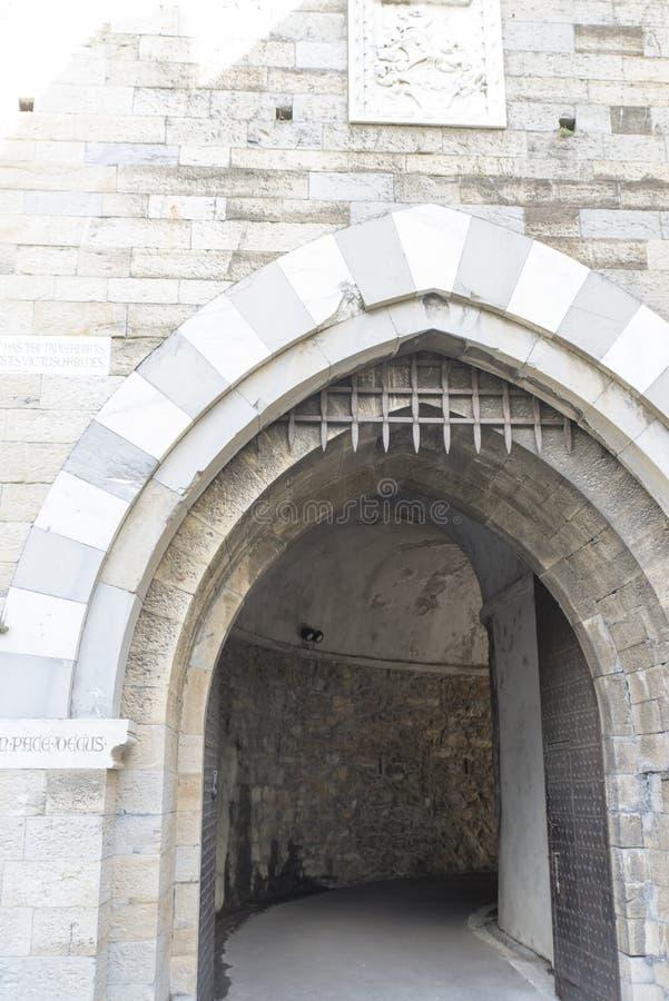 Download Castillo De DAlbertis, Génova, Italia Imagen de archivo - Imagen de residencia, capitán: 44855233