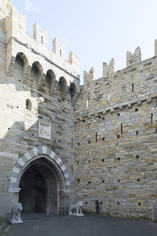 Download Castillo De DAlbertis, Génova, Italia Foto de archivo - Imagen de turismo, alberto: 44855246