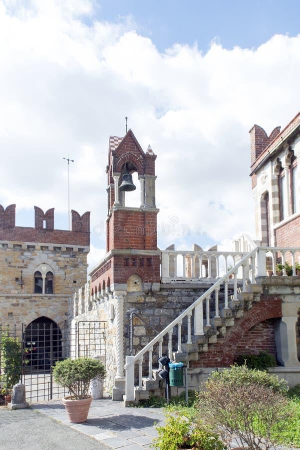 Download Castillo De DAlbertis, Génova, Italia Imagen de archivo editorial - Imagen de histórico, edificio: 44855274