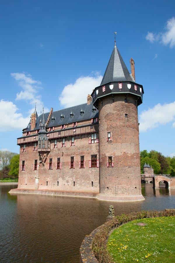 Castillo de De Haar fotografía de archivo libre de regalías