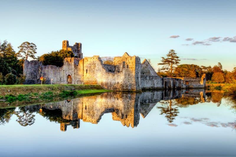 Castillo de Desmond en Adare Co.Limerick - Irlanda. foto de archivo libre de regalías