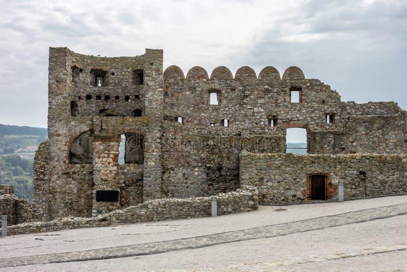 Castillo de Devin fotografía de archivo