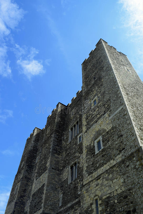 Castillo de Dover imagen de archivo libre de regalías