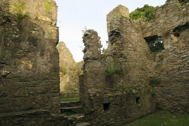 Castillo de Dundrum imagenes de archivo