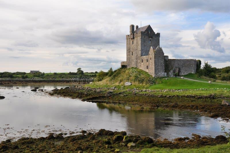 Castillo de Dunguaire, Irlanda imagen de archivo