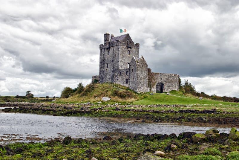 Castillo de Dunguaire, Kinvara, Irlanda imagenes de archivo