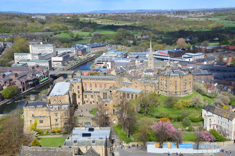 Castillo de Durham