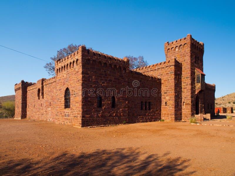 Castillo de Duwisib foto de archivo libre de regalías