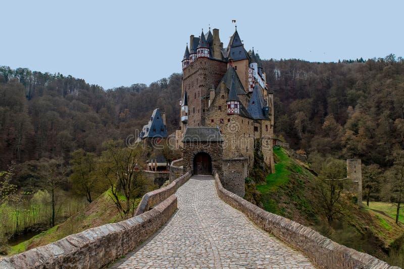 Castillo de Eltz fotos de archivo