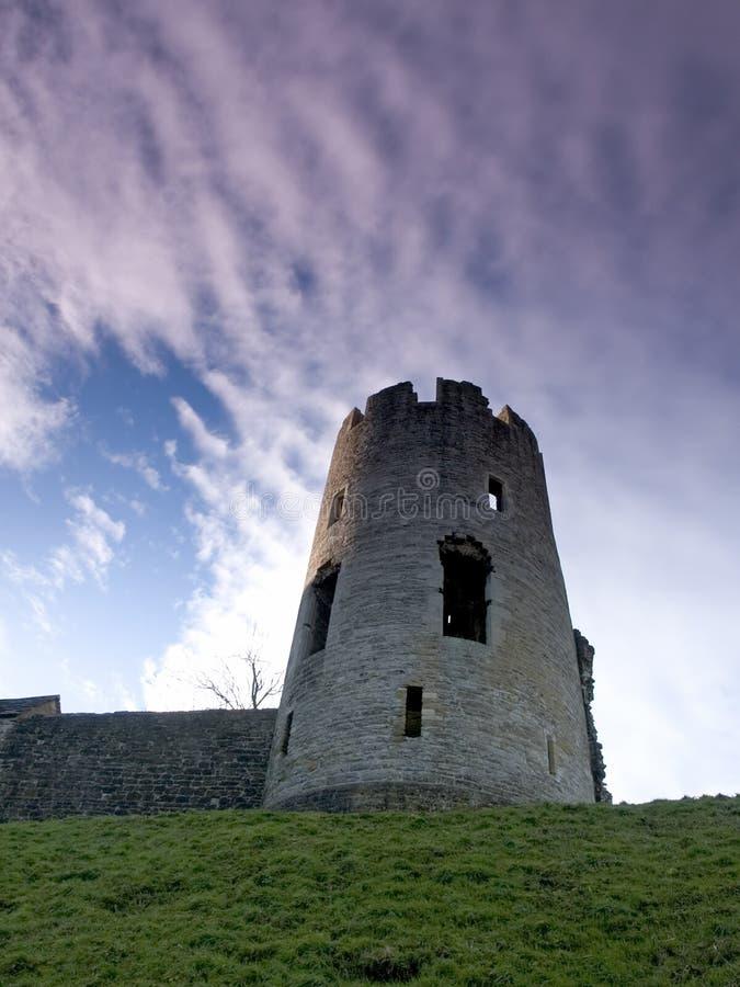 Castillo de Farleigh imágenes de archivo libres de regalías