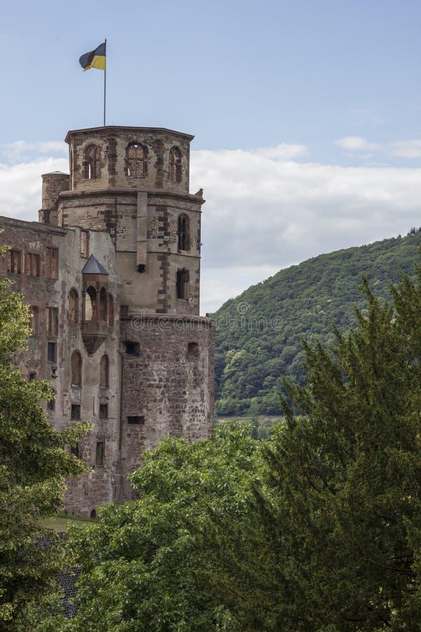 Download Castillo de Heidelberg foto de archivo. Imagen de manera - 41906644