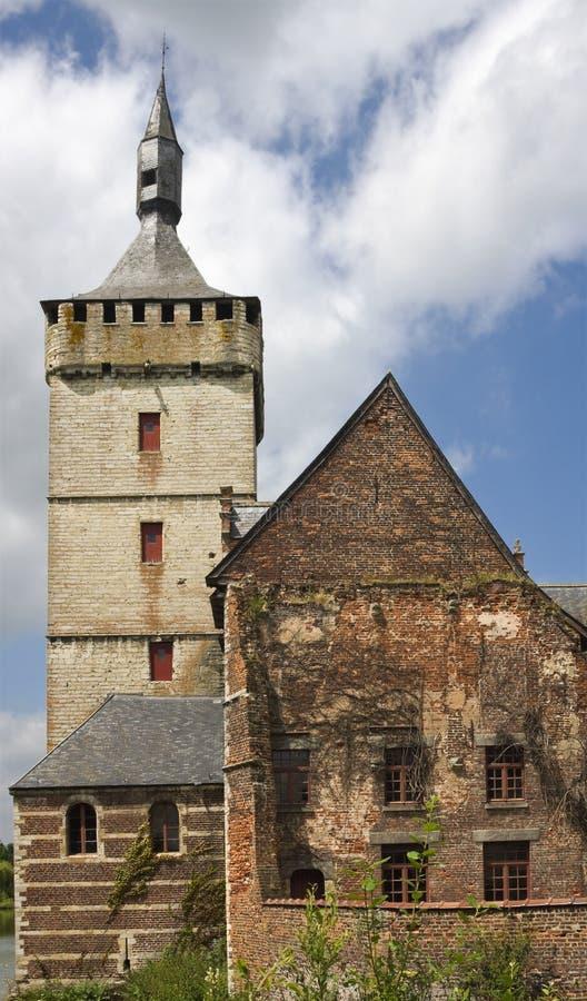 Castillo de Horst foto de archivo libre de regalías