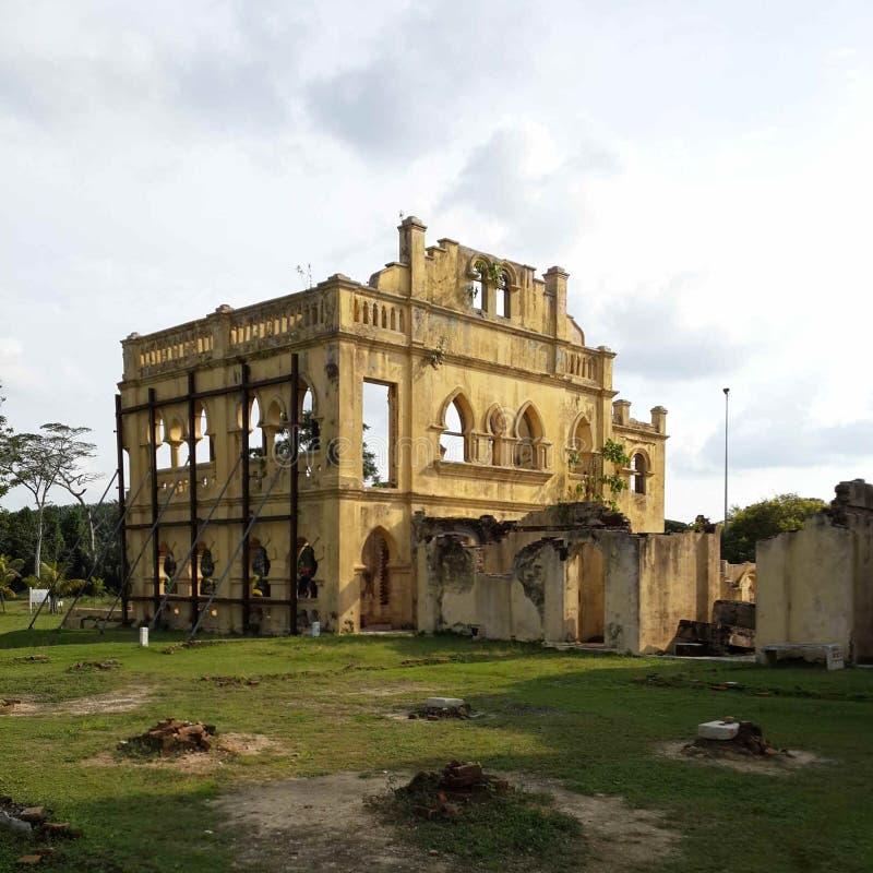 Castillo de Kellie imagen de archivo