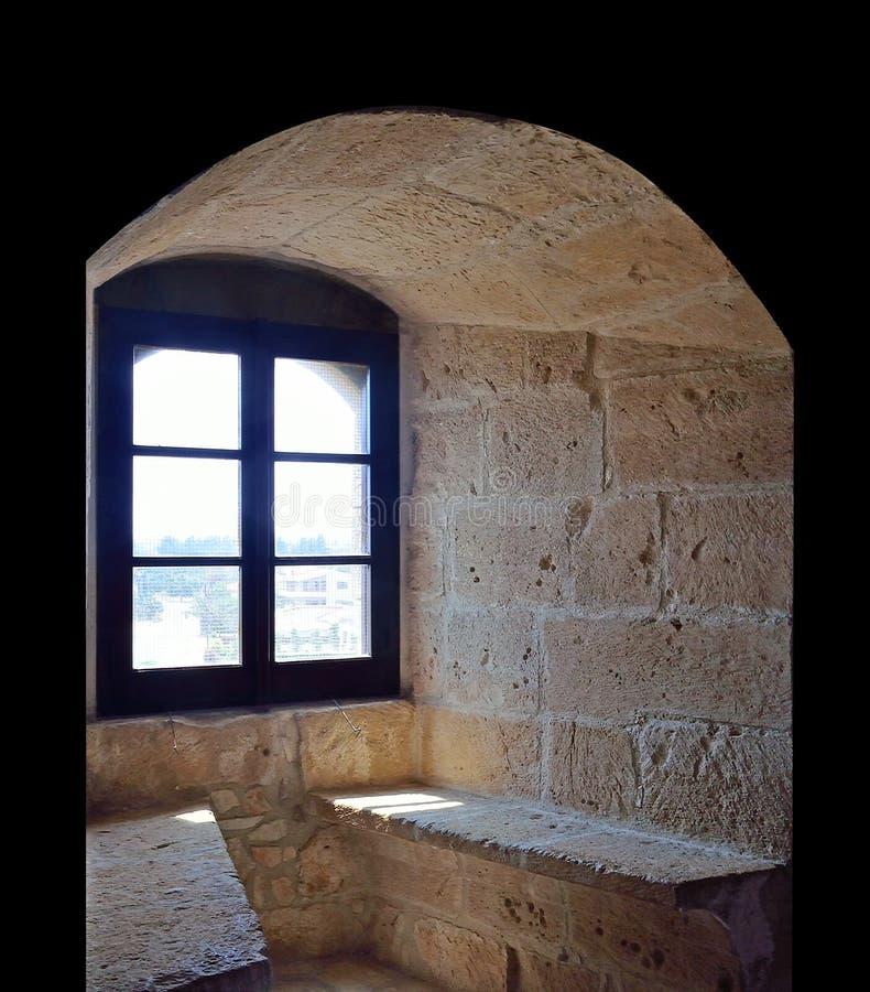 Castillo de Kolossi imágenes de archivo libres de regalías