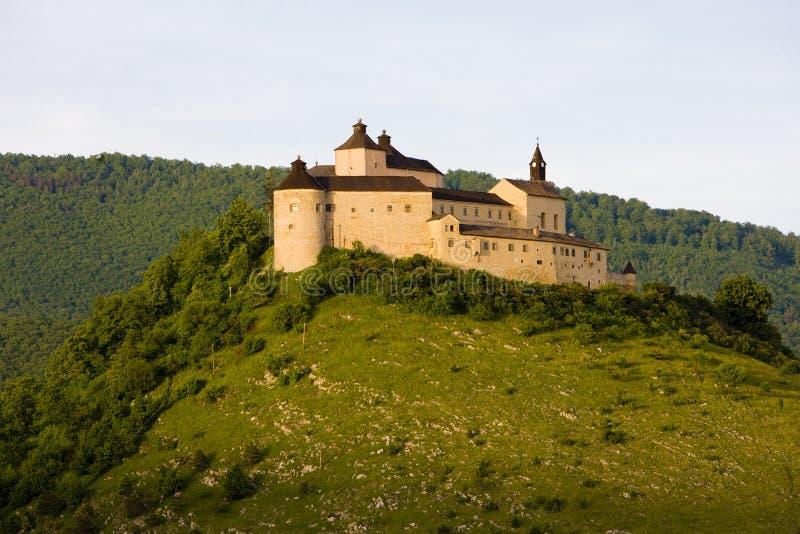 Castillo de Krasna Horka fotografía de archivo libre de regalías